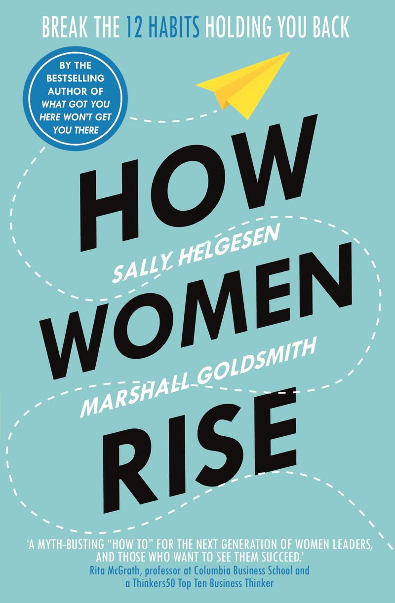 Book Cover - How Women Rise