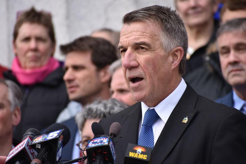 Vermont Governor Phil Scott explains why he will sign three gun bills