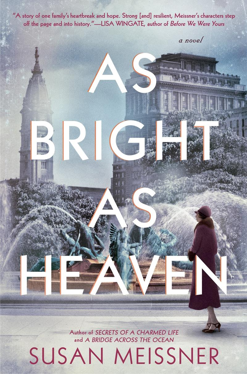 Book Cover - As Bright As Heaven