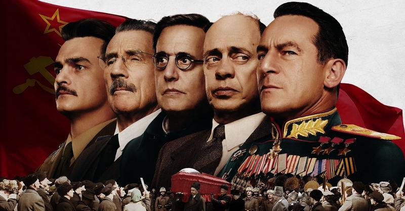 The Death of Stalin movie artwork