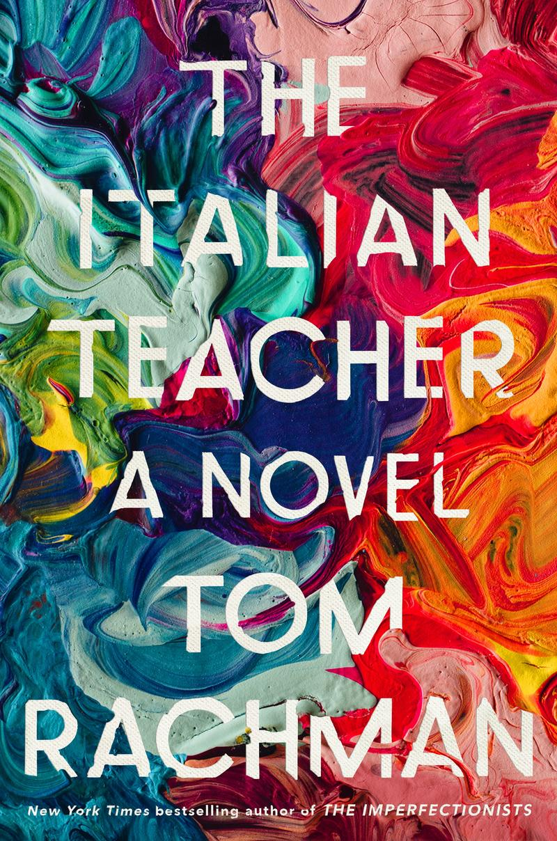 Book Cover - The Italian Teacher