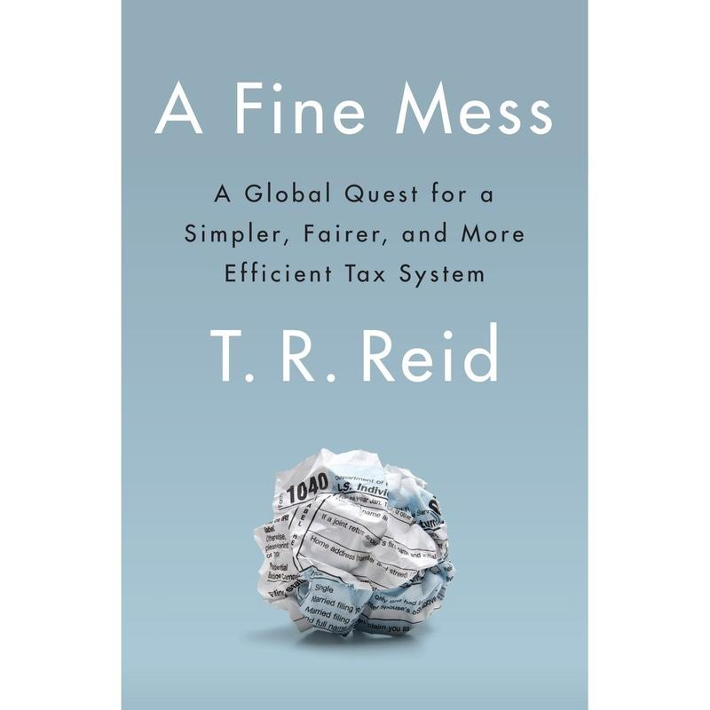 Book Cover - A Fine Mess