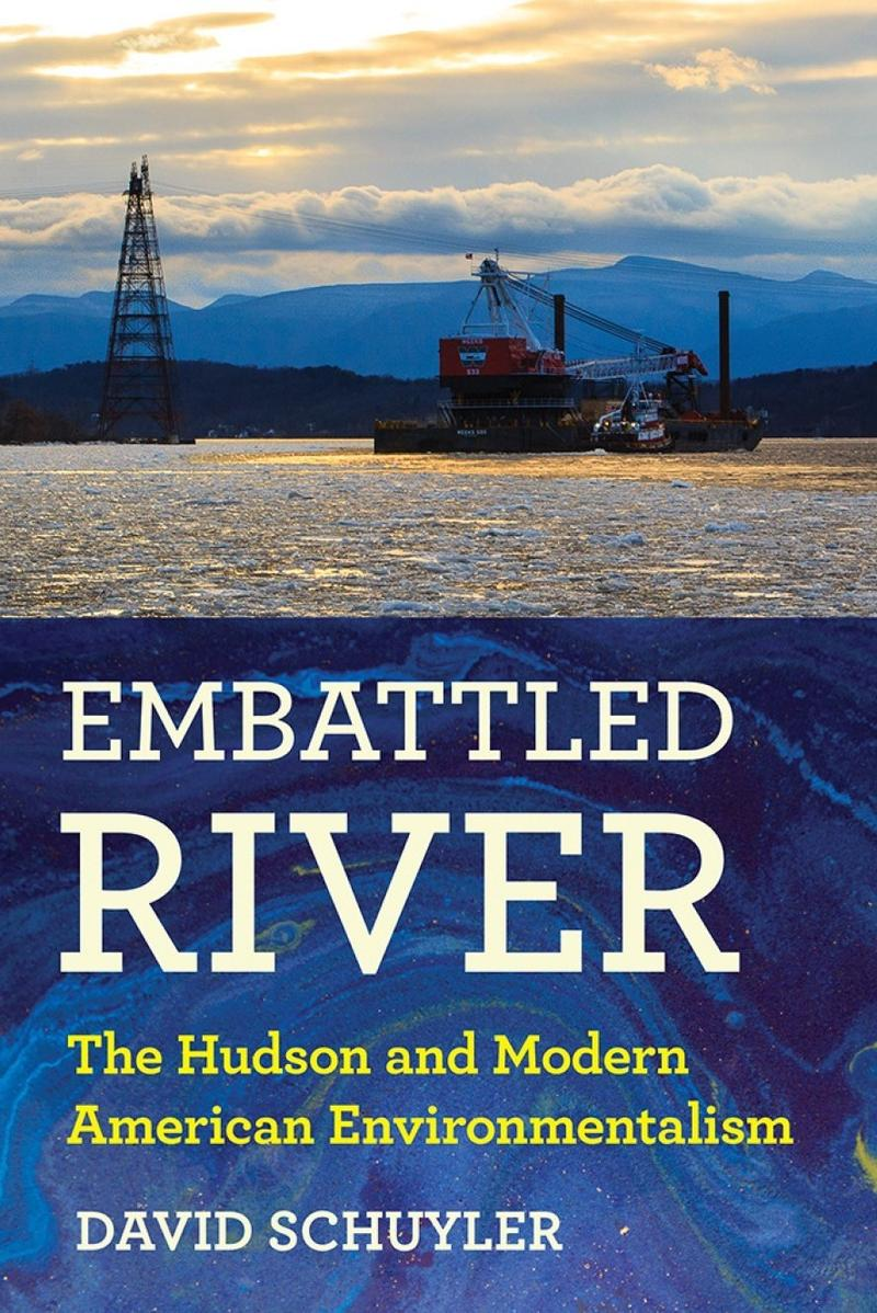 Book Cover - Embattled River