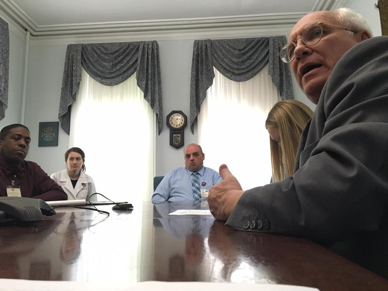 Rep. Tonko kicks off weeklong spotlight on mental health in Albany