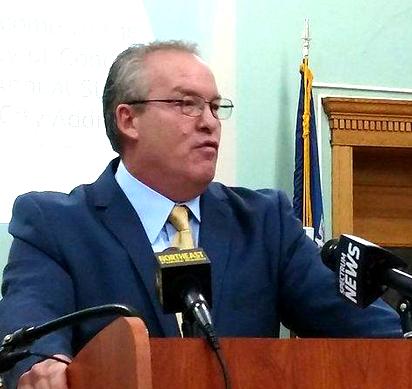 Mayor Morse