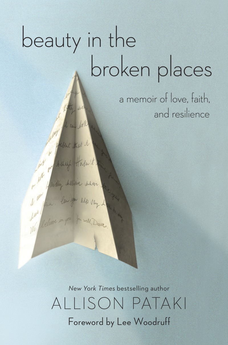Book Cover - Beauty in the Broken Places
