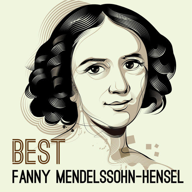 Album cover - Best: Fanny Mendelssohn-Hensel