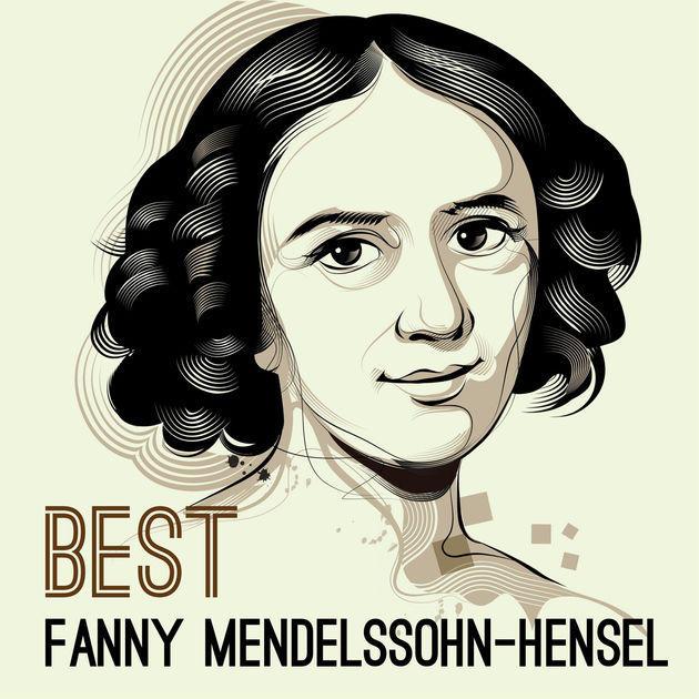 Album cover - Best: Fanny Mendelssohn-Hensel
