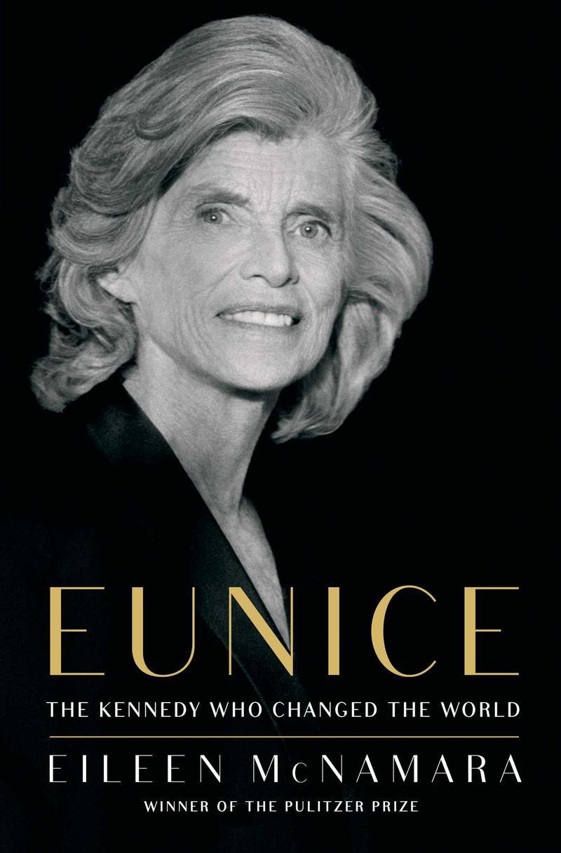 Book Cover - Eunice