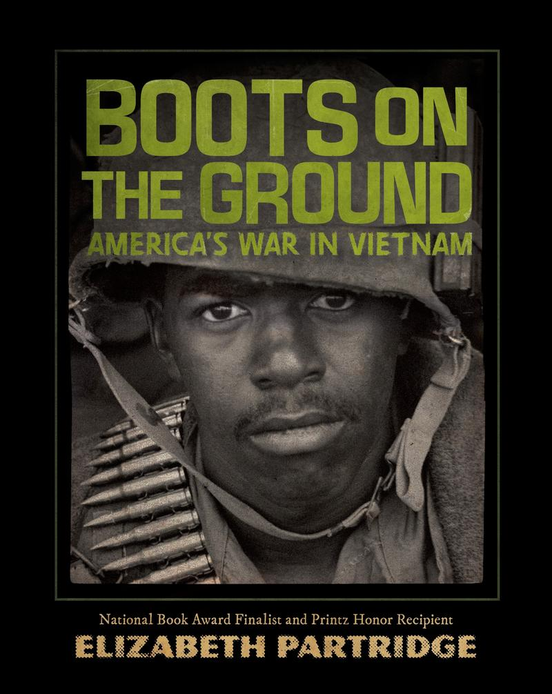 Book Cover - Boots on the Ground