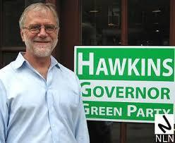 Green Party New York Gubernatorial Candidate Howie Hawkins
