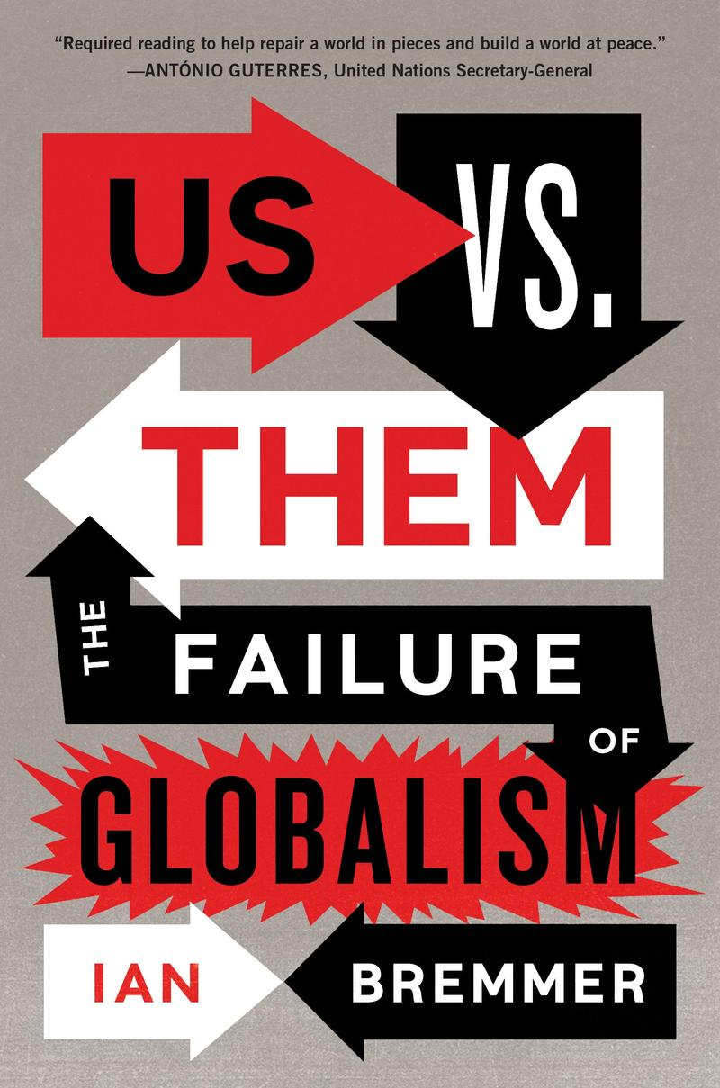 Book Cover - Us vs. Them