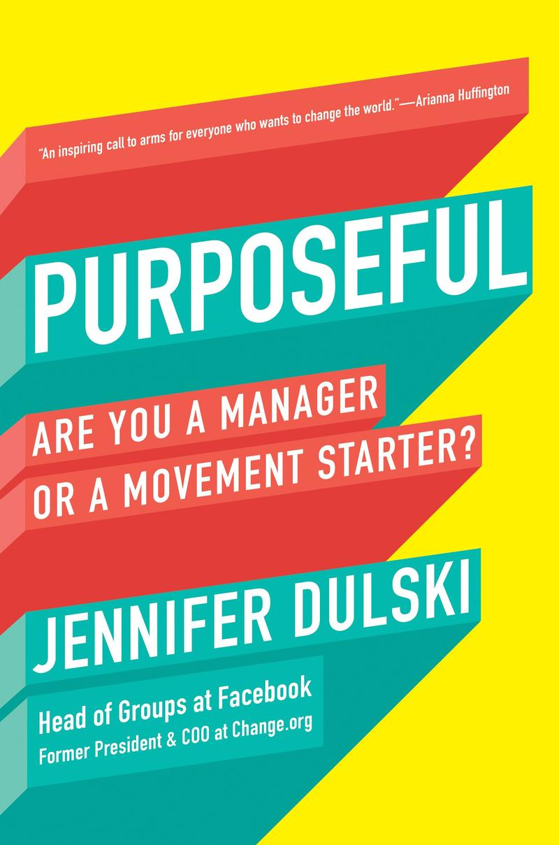 Book Cover - Purposeful
