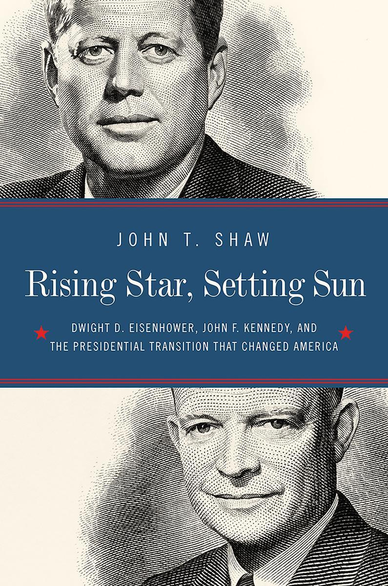 Book Cover - Rising Star, Setting Sun