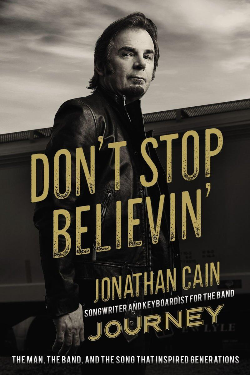Book Cover - Don't Stop Believin