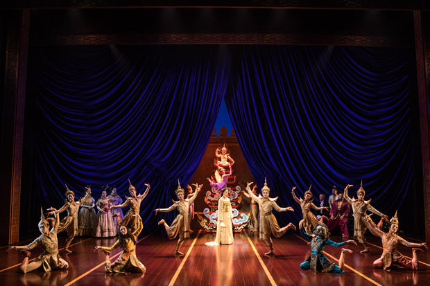 The cast of Rodgers & Hammerstein's The King and I.
