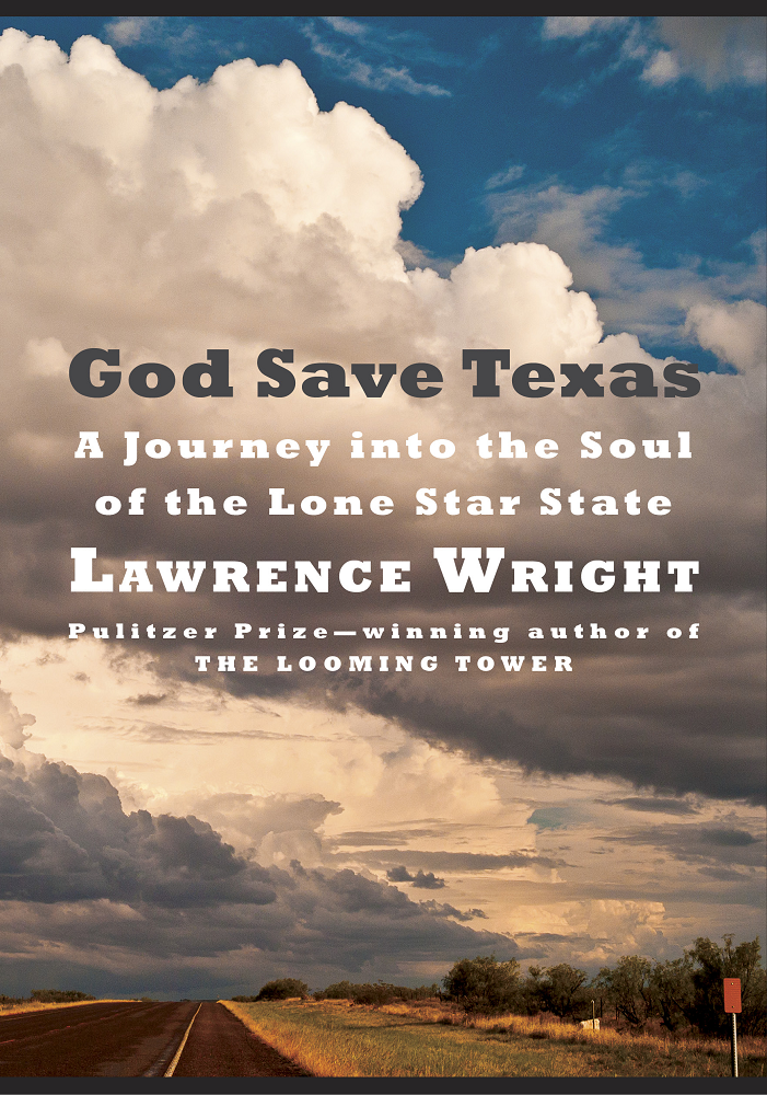 Book Cover - God Save Texas