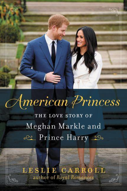 Book Cover - American Princess