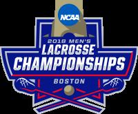 NCAA lacrosse tournament logo