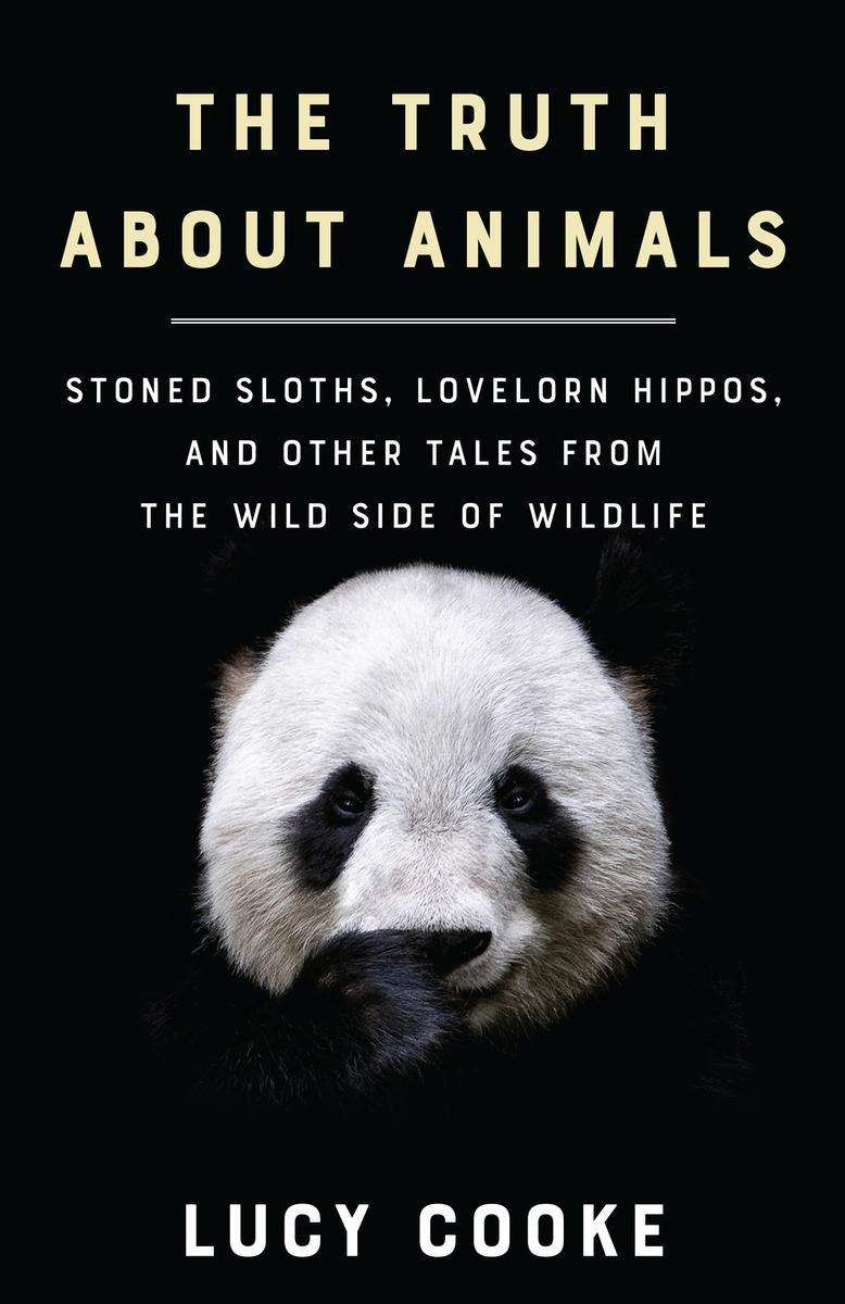 Book Cover - The Truth About Animals