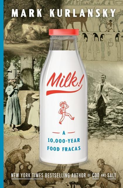Book cover - Milk