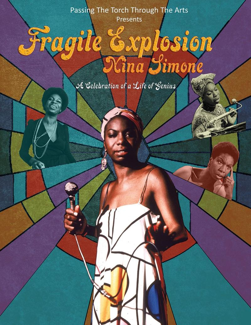 "Artwork for ""Fragile Explosion: Nina Simone"""