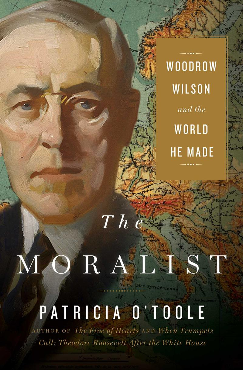 Book Cover - The Moralist