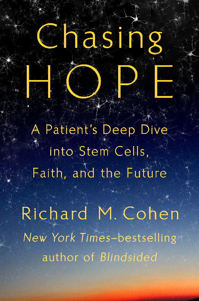 Book Cover - Chasing Hope