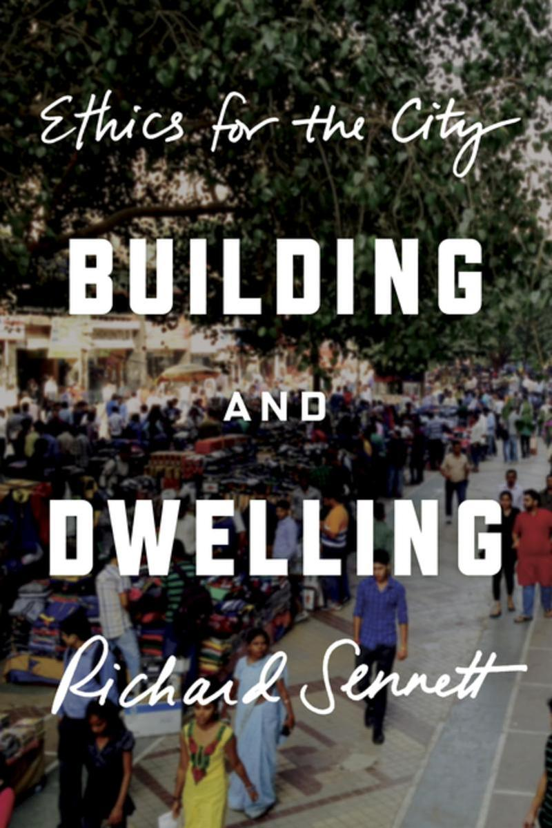 Book Cover - Building and Dwelling