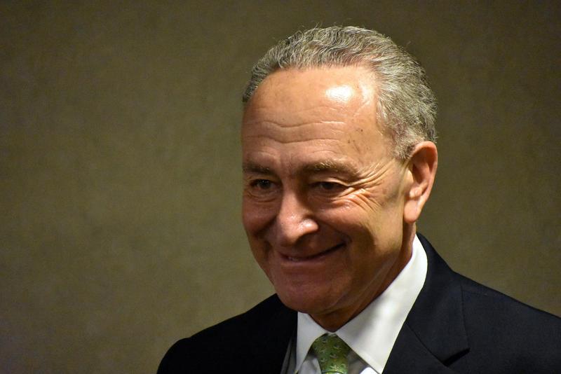 NY Senator Charles Schumer