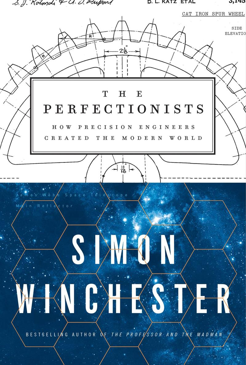 Book Cover - The Perfectionists