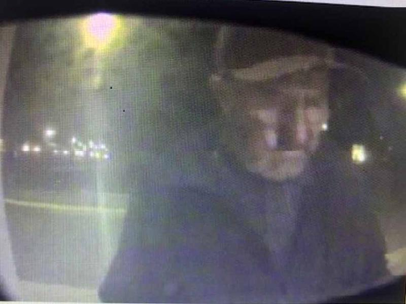 Photo of suspect released by New York State Police