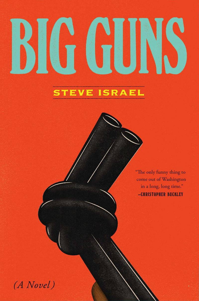 Book Cover - Big Guns