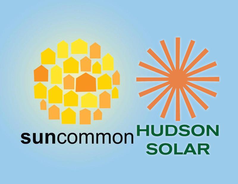 SunCommon/Hudson Solar logos