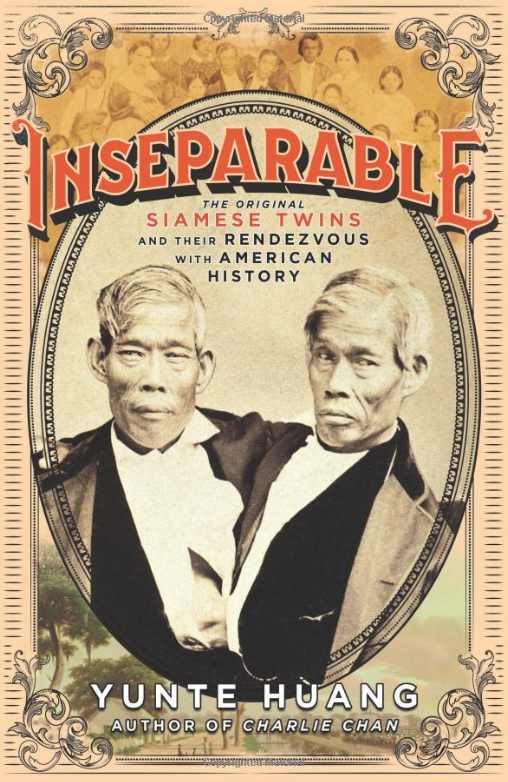 Book Cover - Inseparable