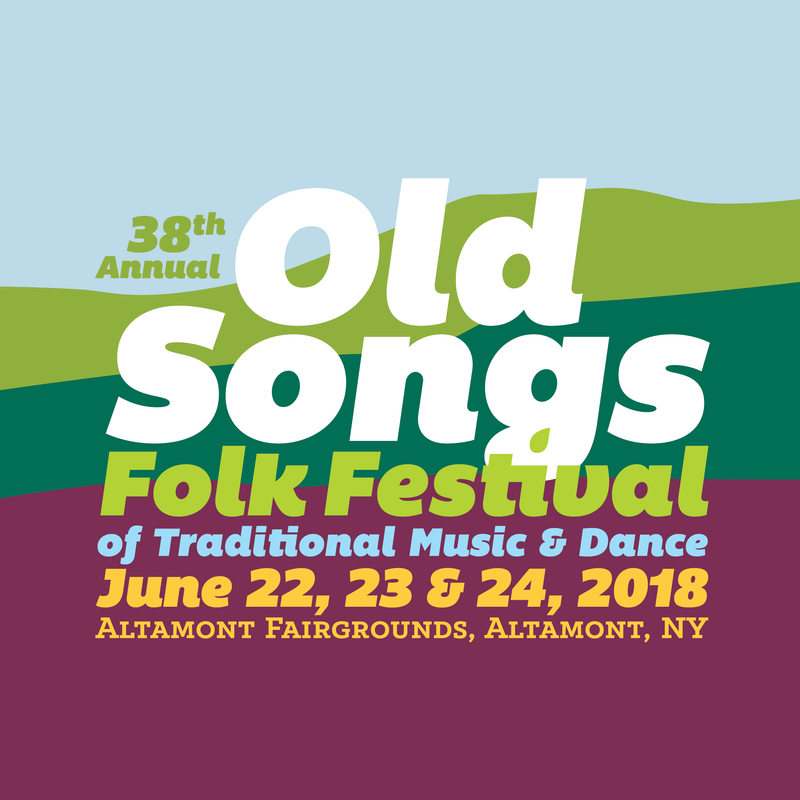Old Songs Festival 2018 Logo