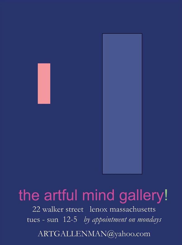 Artful Mindgallery opening artwork
