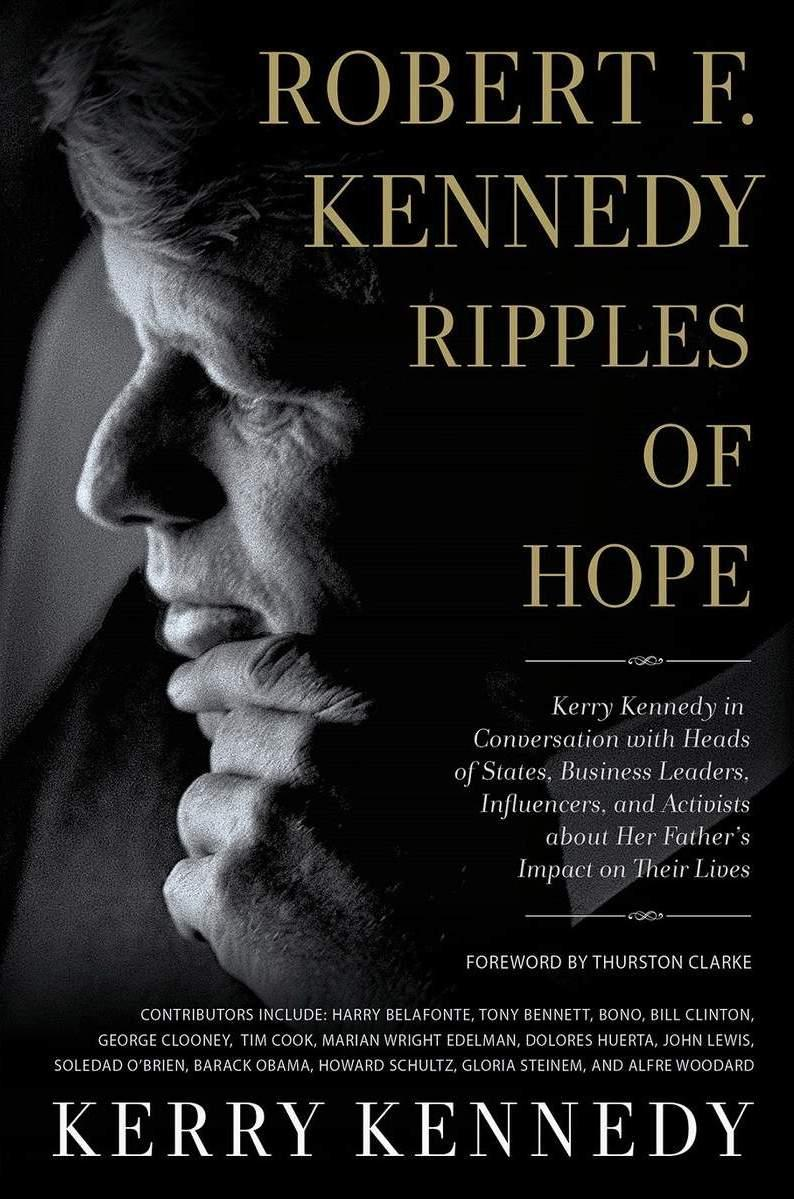 Book Cover - Robert F. Kennedy Ripples of Hope