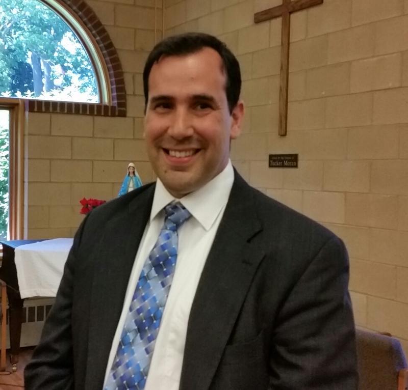 Daniel Baillargeon, Springfield diocesan superintendent of schools