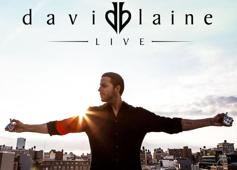 Artwork for David Blaine Live
