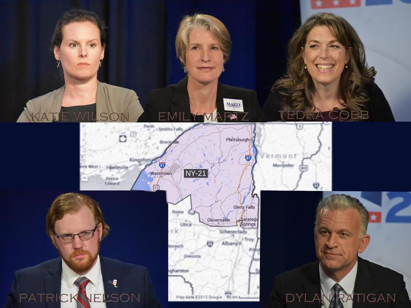 NY 21 candidates