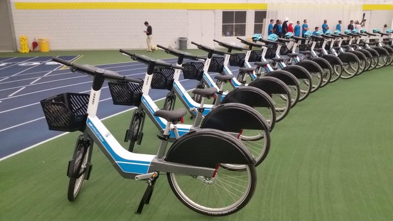 pedal-assist bikes for ValleyBike share program