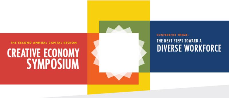 2018 Creative Economy Symposium artowork
