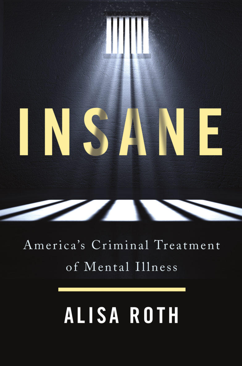 Book Cover - Insane