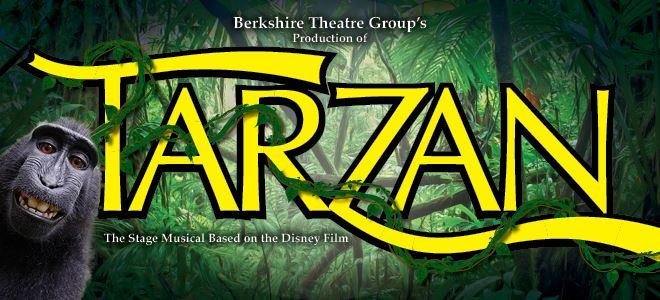 "Artwork for BTG's ""Tarzan"""