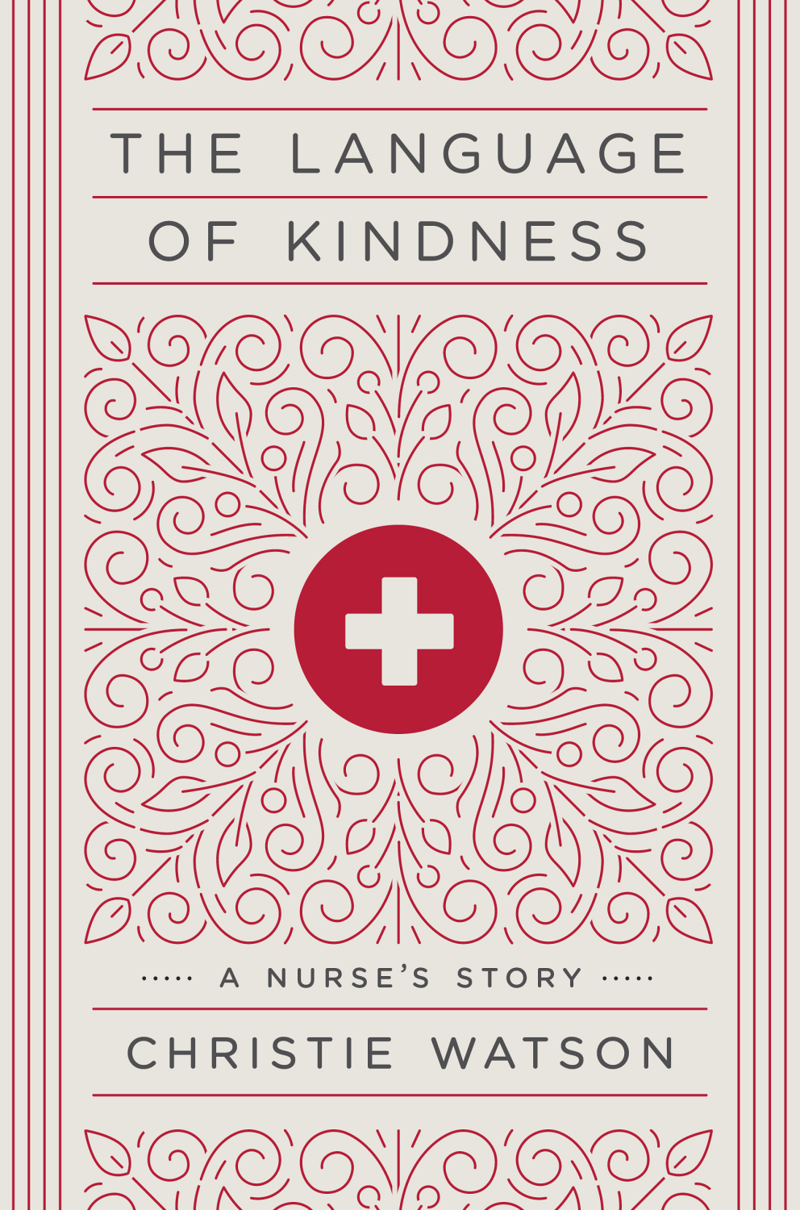 Book cover - The Language of Kindness