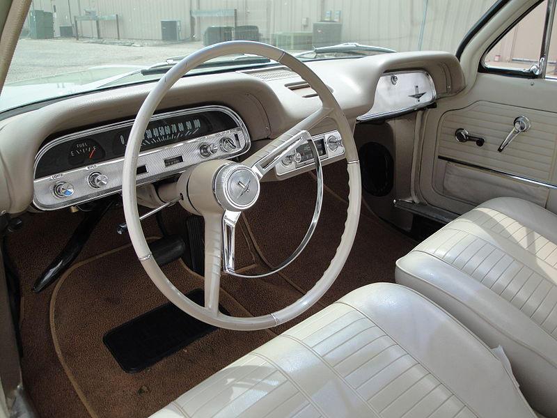 64 Chevrolet Corvair Monza