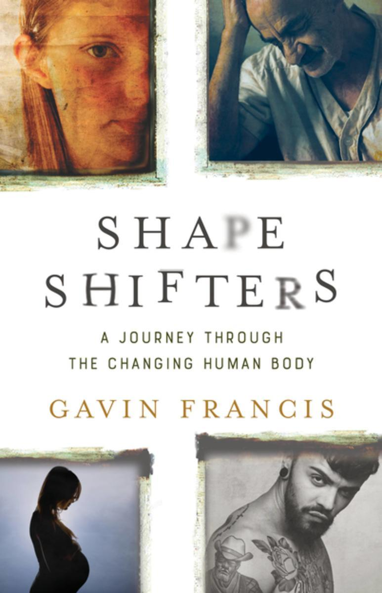 Book Cover - Shapeshifters