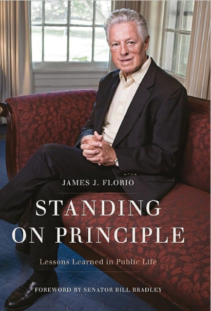 Book Cover - Standing on Principle
