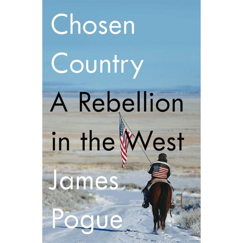 Book cover - Chosen Country